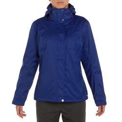 Trekkingjas dames RainWarm 300 3 in 1 - 364175