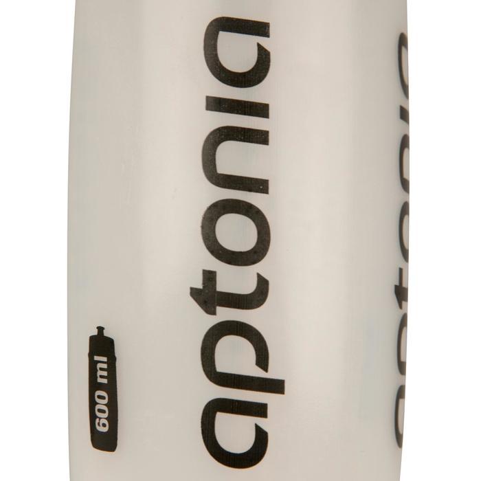 Sportbidon zwart 600 ml