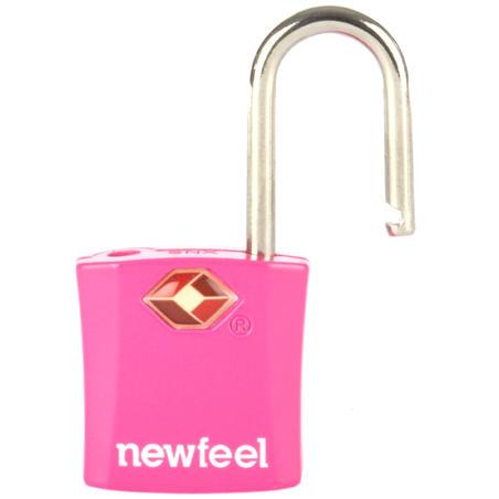 Set of 2 Padlocks with Keys - Pink