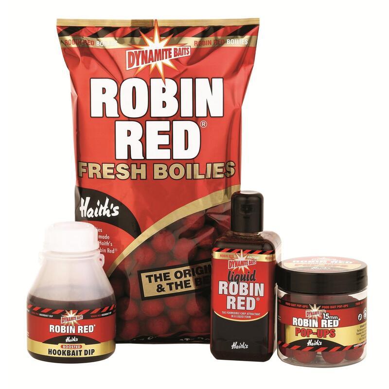 Robin Red Food Bait Pop-Ups 15mm