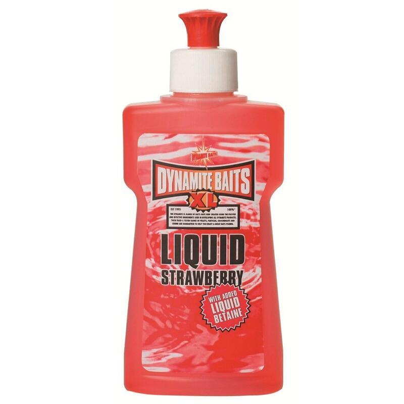 XL Liquid 250ml - Strawberry