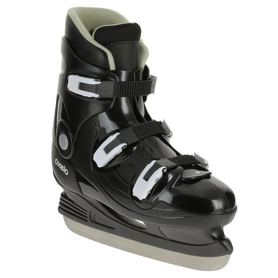 Herenschaatsen Fit 1 zwart - 365247