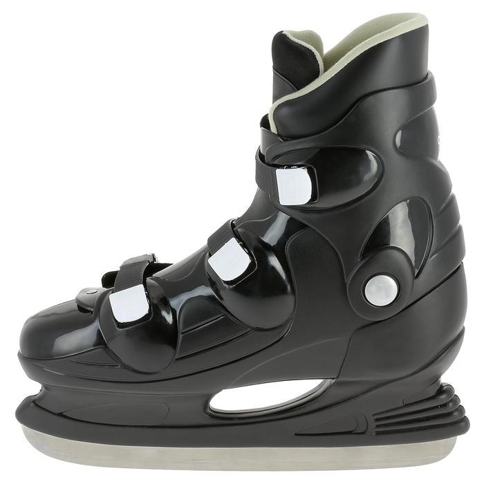 Herenschaatsen Fit 1 zwart
