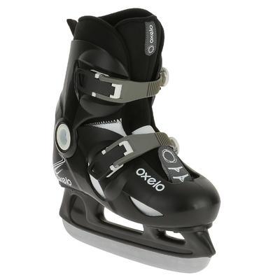 Play 3 Boys' Ice Skates - Black