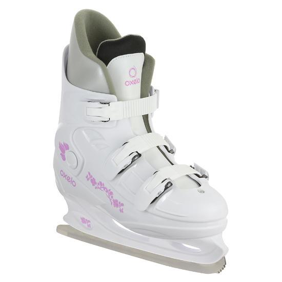 Damesschaatsen Fit 1 wit - 365309