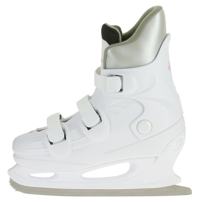 Fit1 Women's Ice Skates - White