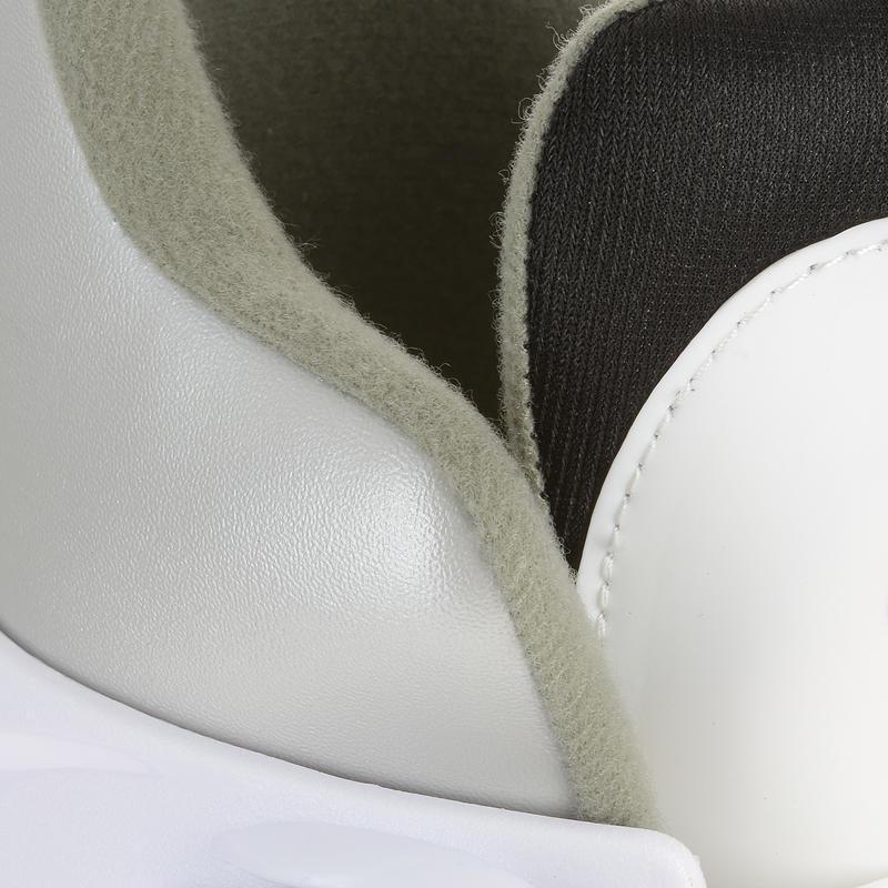 รองเท้าไอซ์สเก็ตผู้หญิงรุ่น Fit1 (สีขาว)