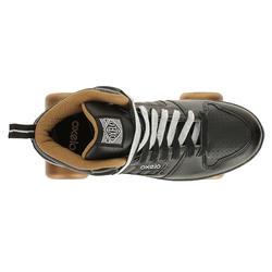 Rolschaatsen voor volwassenen Quad 5 alu zwart/brons - 365377