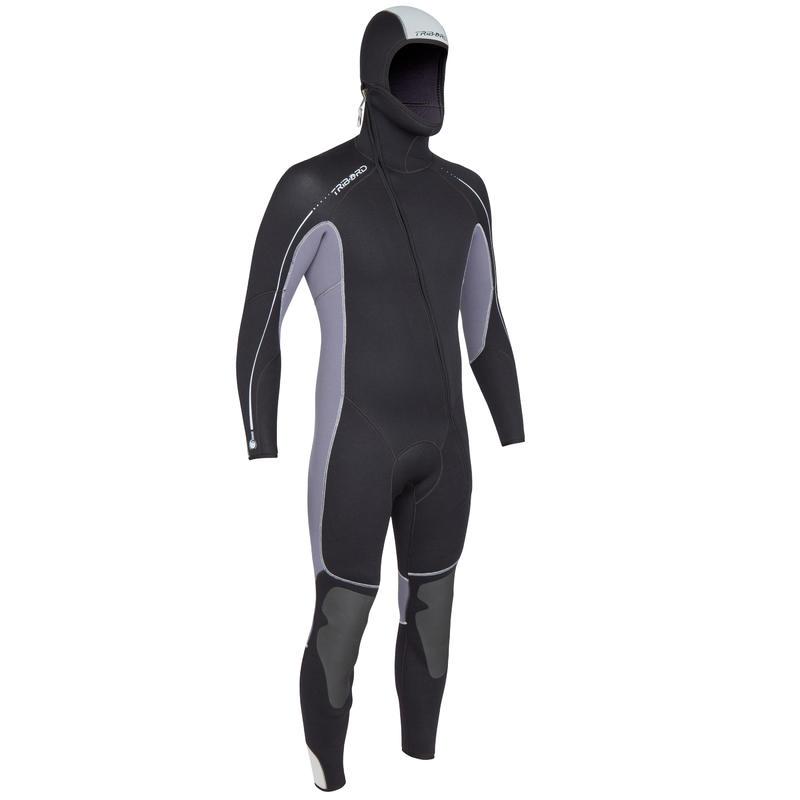 SUBEA men's 5 mm diving wetsuit