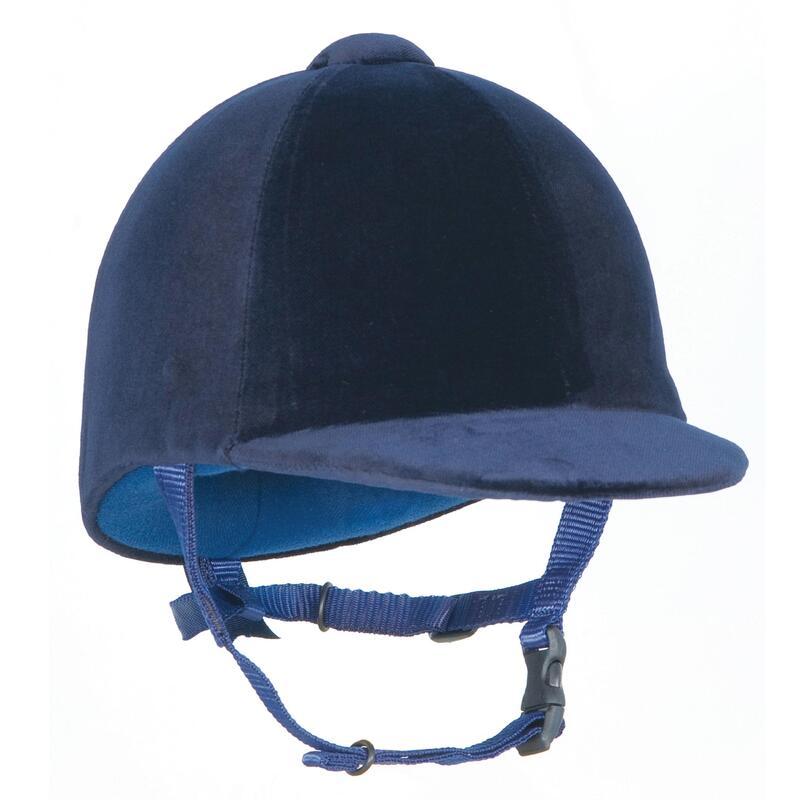 CPX-3000 Junior Riding Hat Blue