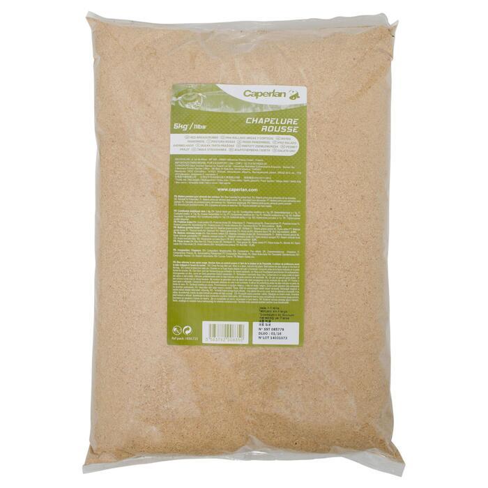 Stippangel-Anfüttermittel Paniermehl rot 5 kg