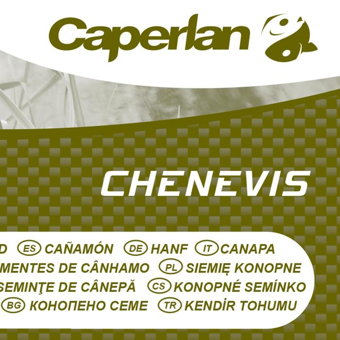 Graines de pêche CHÈNEVIS 5 kg - 367259