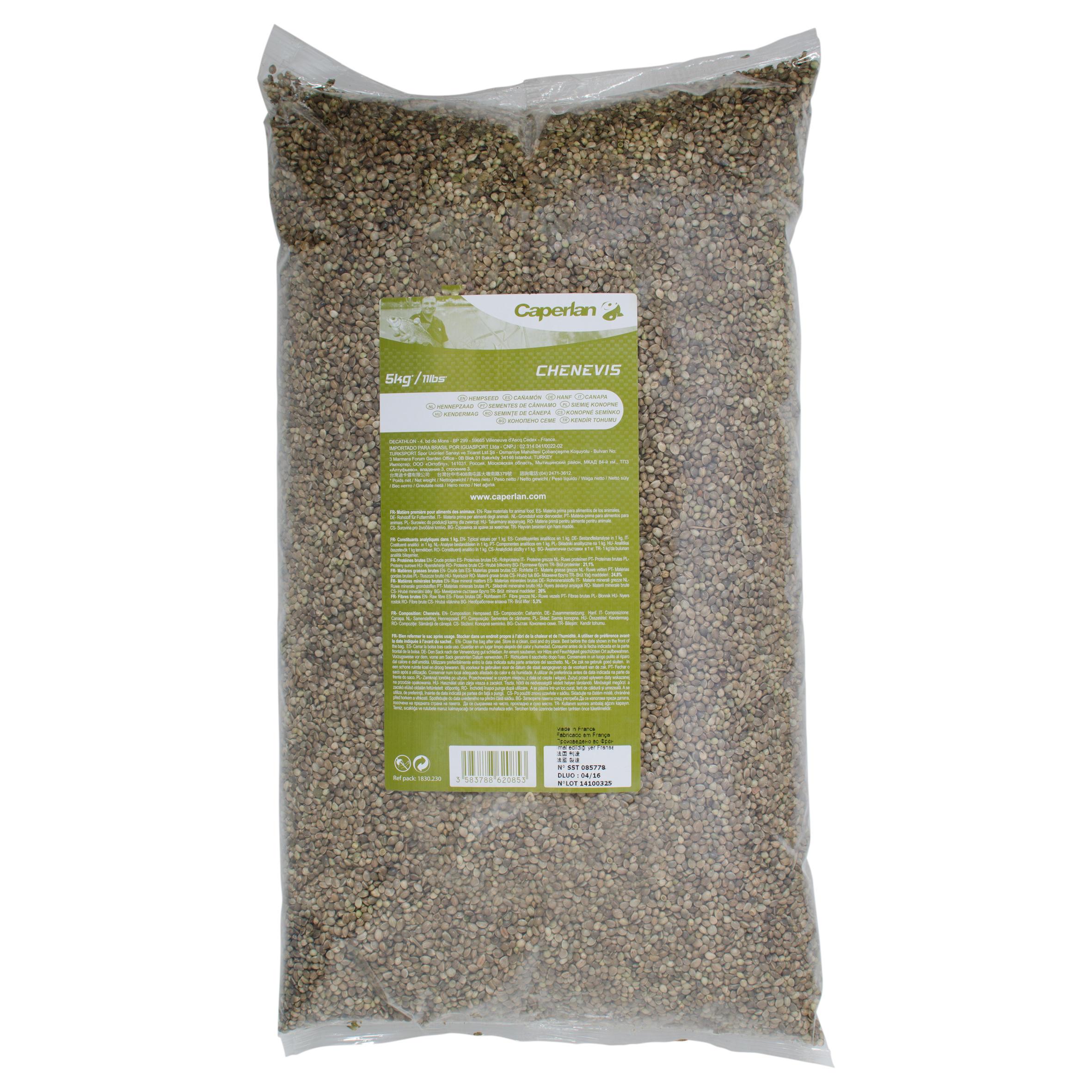 Semințe cânepă 5 kg