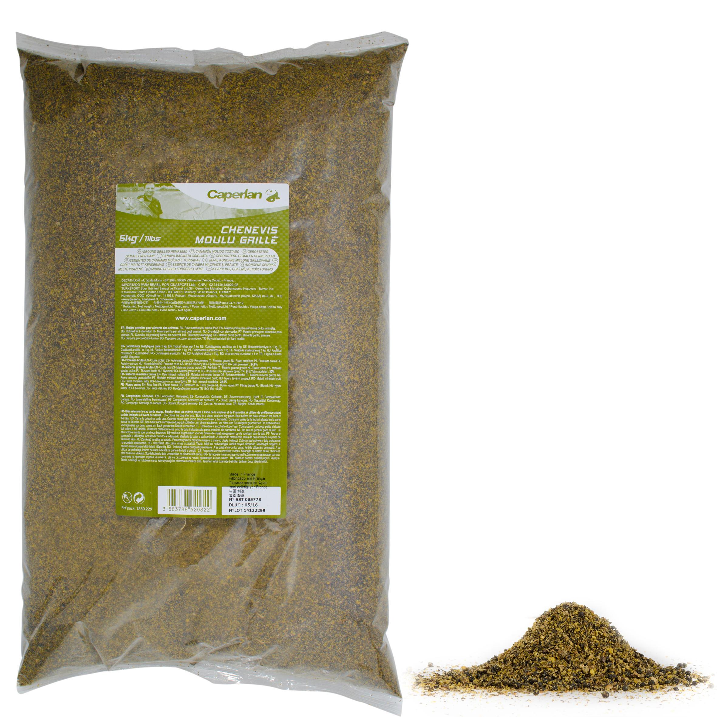 Semințe de Cânepă 5 kg