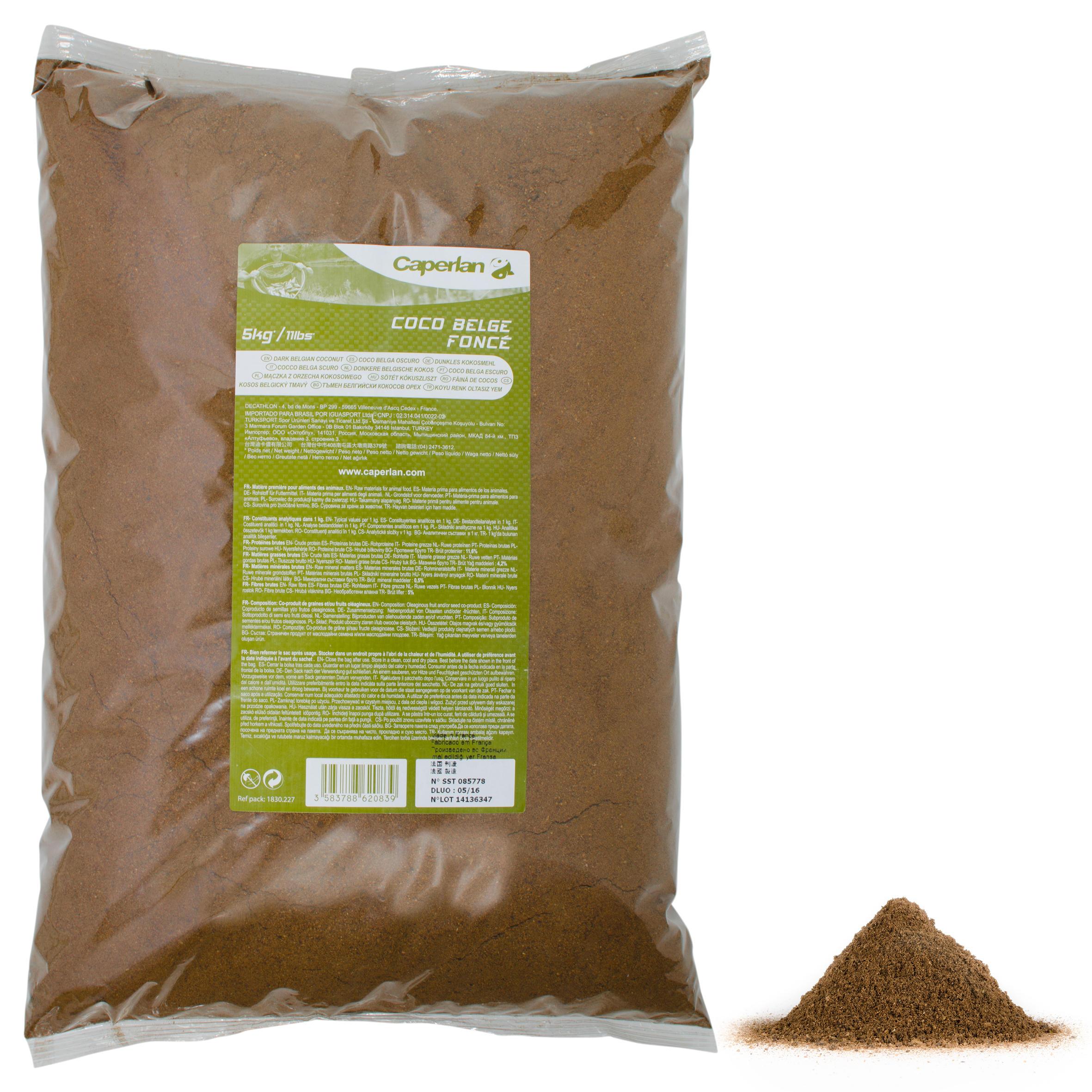 Caperlan Belgisch kokosmeel hengelsport 5 kg