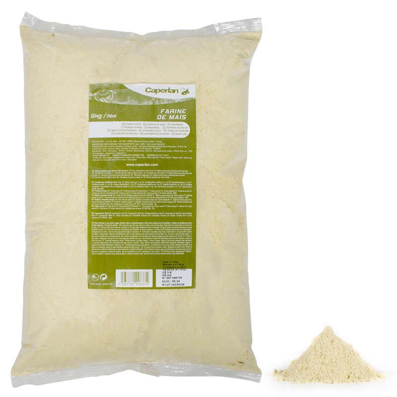 LISZT Horgászsport - Kukoricaliszt, 5 kg CAPERLAN - Finomszerelékes horgászat