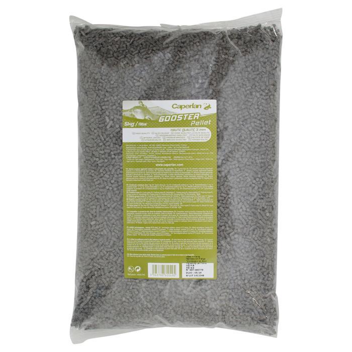 Pellets voor karpervissen Gooster high quality 3 mm 5 kg