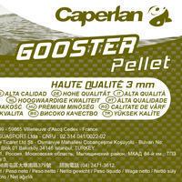 """GOOSTER PELLET HIGH QUALITY"" karpių pašaro granulės, 3 mm, 5 kg"