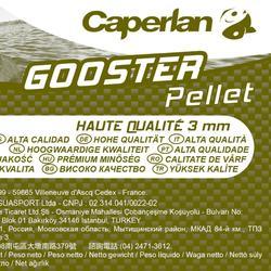 Pellets pêche de la carpe GOOSTER PELLET HAUTE QUALITE 3mm 5kg