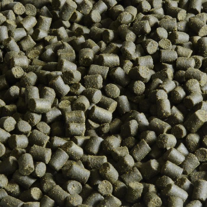 Tabletas pesca de la carpa GOOSTER PELLET BETAÍNA GREEN 6 mm 5 kg