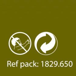 Pellets pêche de la carpe GOOSTER PELLETS POISSON FRAISE 15MM 5KG