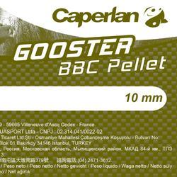 Pellets Gooster BBC 8 mm 5 kg