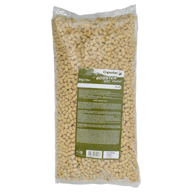 """Karpu makšķerēšanas granulas """"Baby Corn"""", 8 mm, 5 kg"""