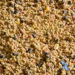 Lokaas bodemvissen met vaste hengel Gooster karpernuggets 2 kg - 367451