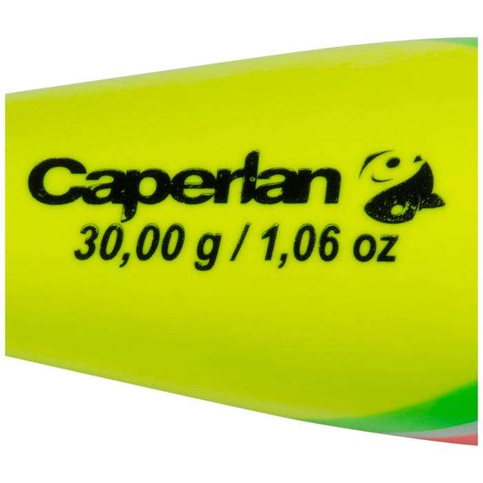 Flotteur pêche carnassiers TOUCHY FLOAT 30G