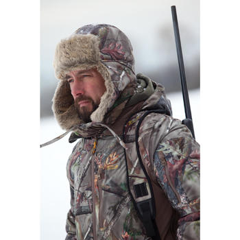 Bretelle chasse 300 néoprène camouflage forêt - 36796
