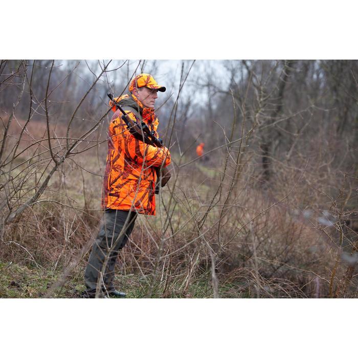 Pantalon chasse Inverness 500 imperméable vert - 36799