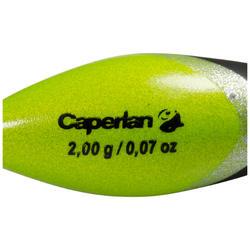 Dobber hengelen Touchyl Comp Float 2 g x2 - 368005