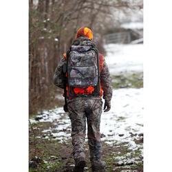 Jagd-Rucksackstuhl Camouflage braun