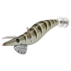 Inktvisplug voor het vissen op koppotigen Ebika 3.5 naturel - 368108
