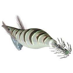 Inktvisplug voor het vissen op koppotigen Ebika 3.5 naturel - 368109