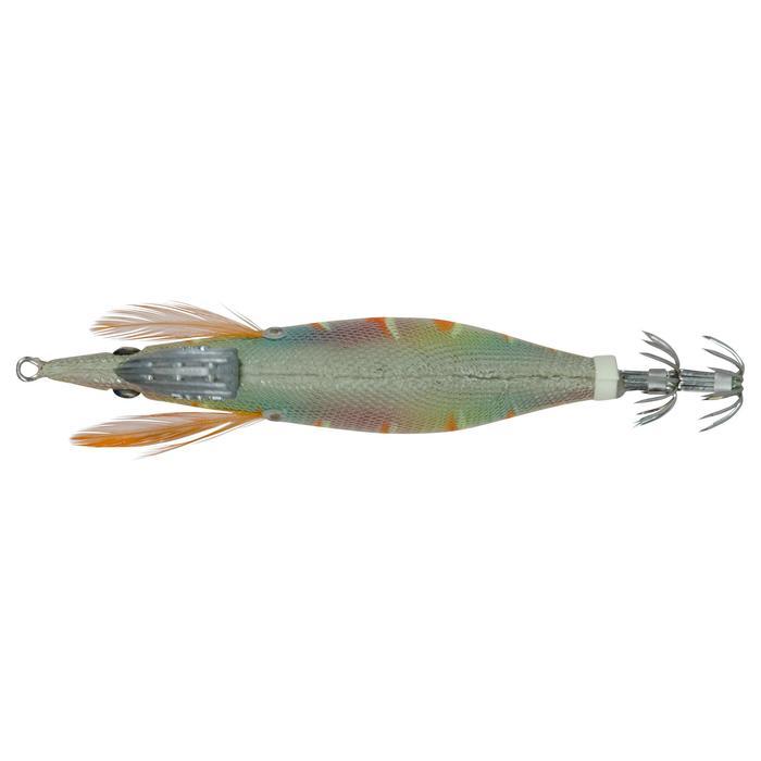 Kunstköder Ebika 3,5 Tintenfischköder orange