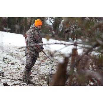 Pantalon chasse Posikam 100 camouflage marron - 36824