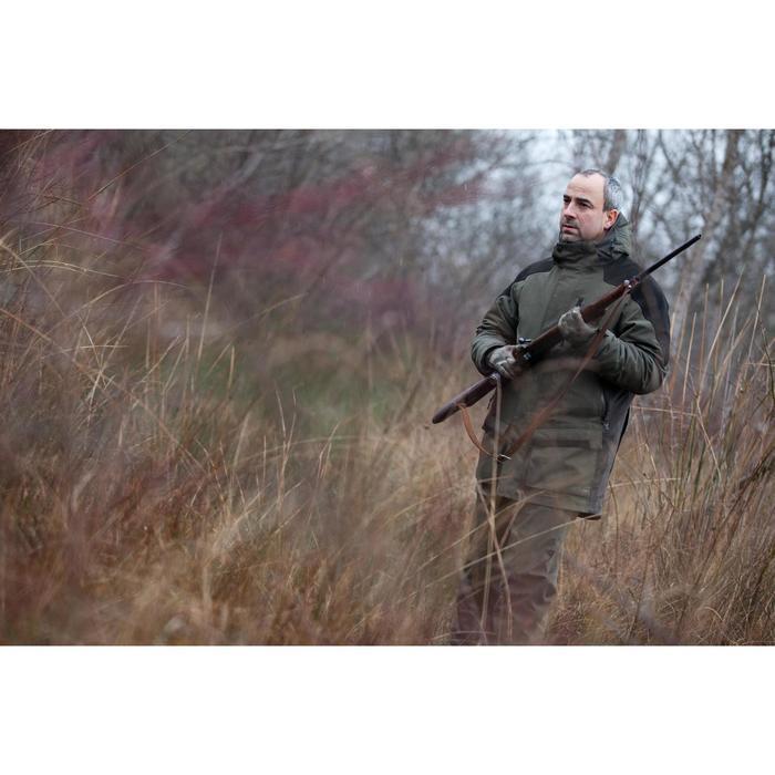 Waterdichte jagersbroek Sibir 500 groen - 36826