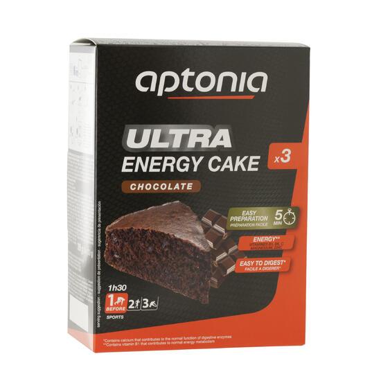 Energiecake Ultra Energy Cake chocolade 3x 133 g - 368293