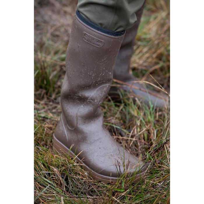 Botte chasse chaude Glenarm 300 marron - 36846