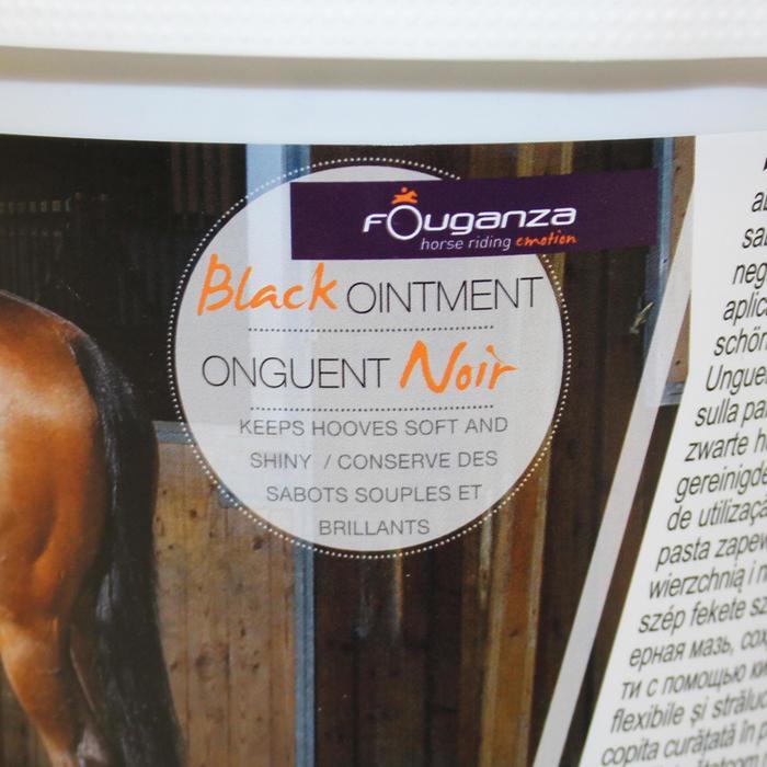 Huffett schwarz 2,5L