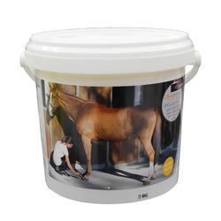 Zalf voor het onderhoud van de hoeven van paarden en pony's geel 2,5 l