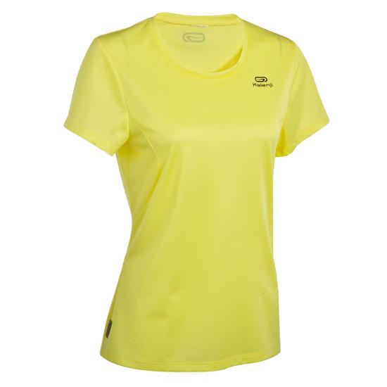 Dames T-shirt Run Dry voor hardlopen - 368724