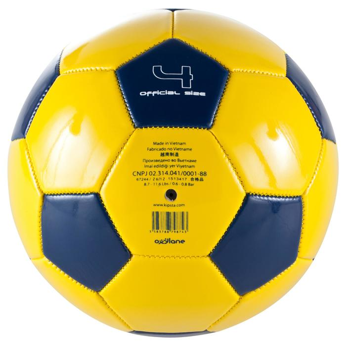 Ballon de football First Kick taille 4 (enfant de 8 à 12 ans) - 370858