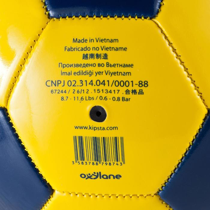 Ballon de football First Kick taille 4 (enfant de 8 à 12 ans) - 370870