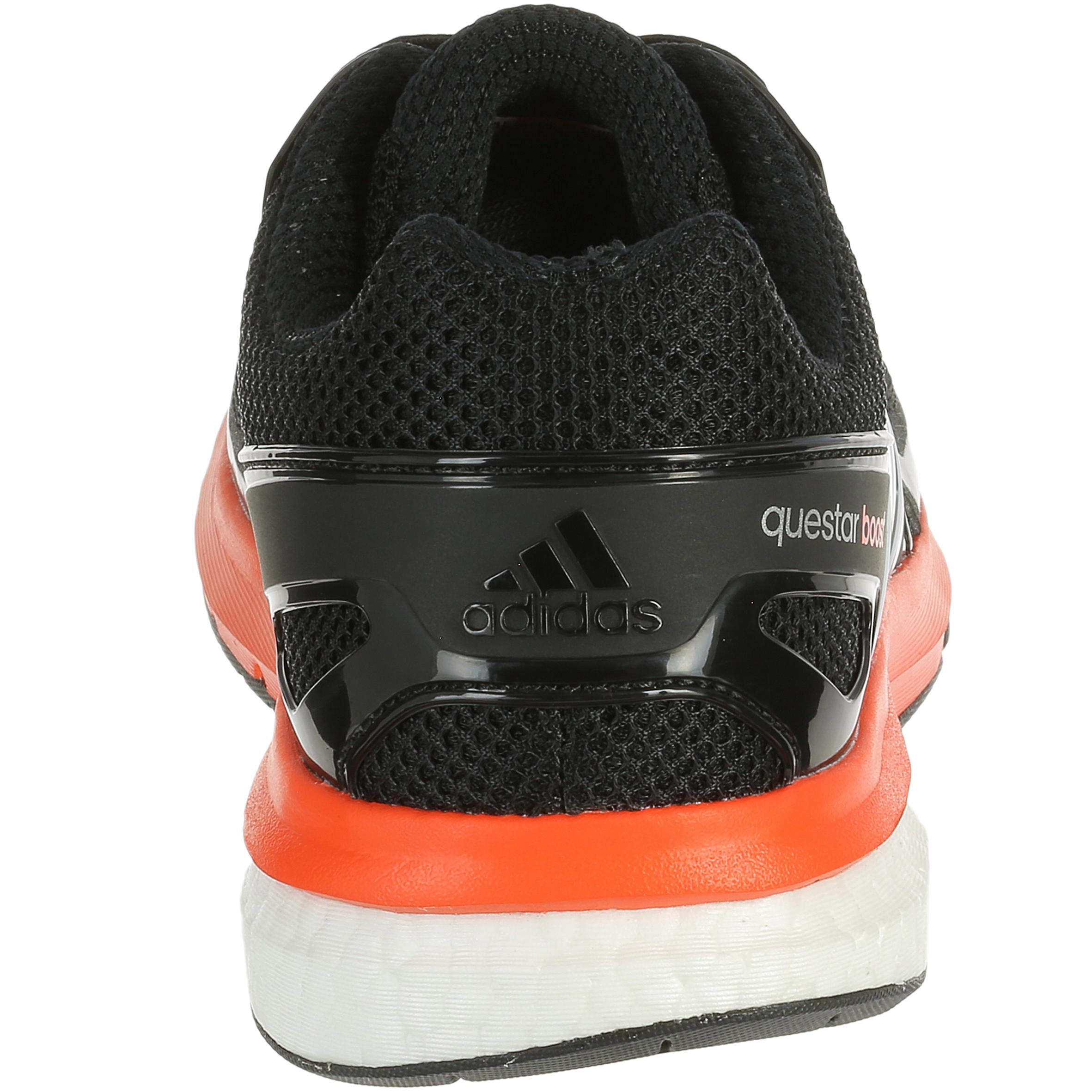 Chaussure Running Homme Questar Noir Orange Adidas T1FclKJ