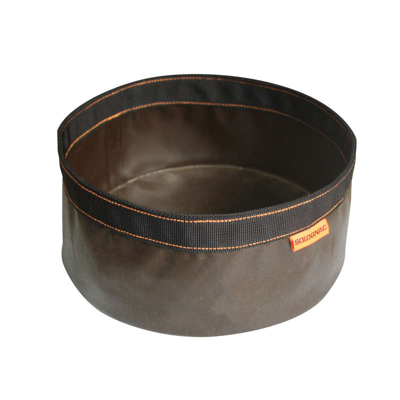 DOG ACCESSORIES Shooting and Hunting - POP UP DOG BOWL SOLOGNAC - Working Dogs