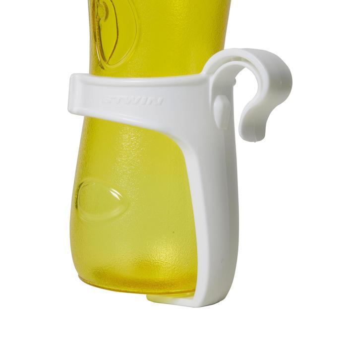 Fietsbidon met bidonhouder kind geel