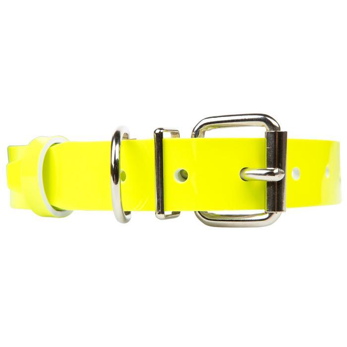Collar amarillo para perro Keiler