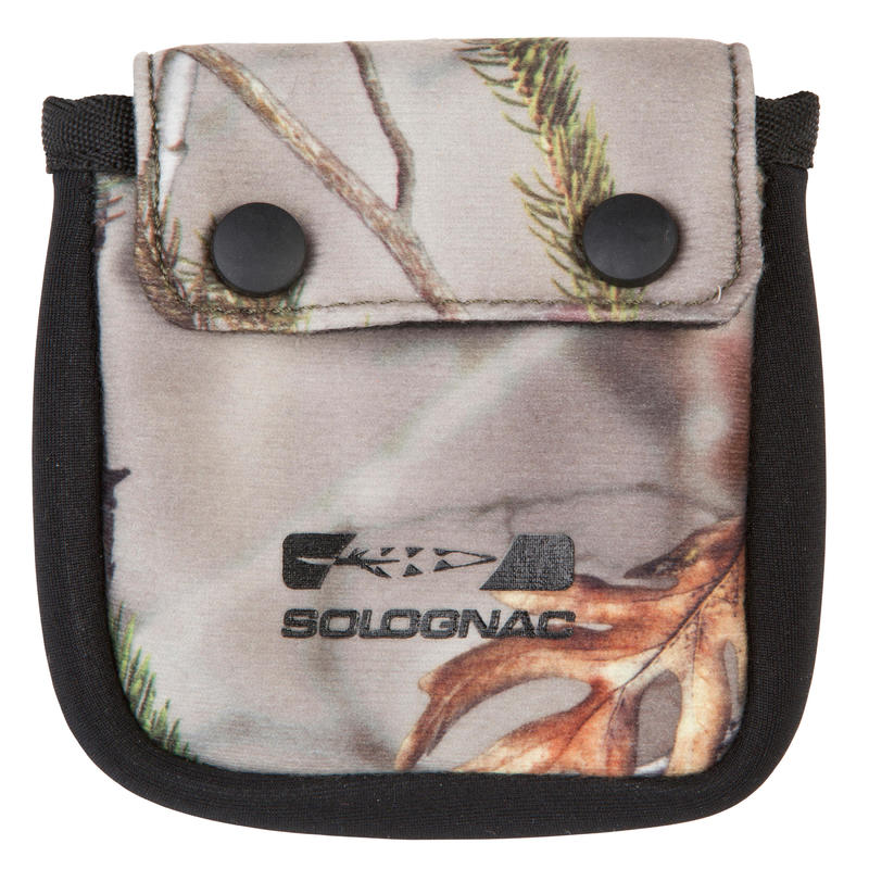 300 10 bullet hunting pouch